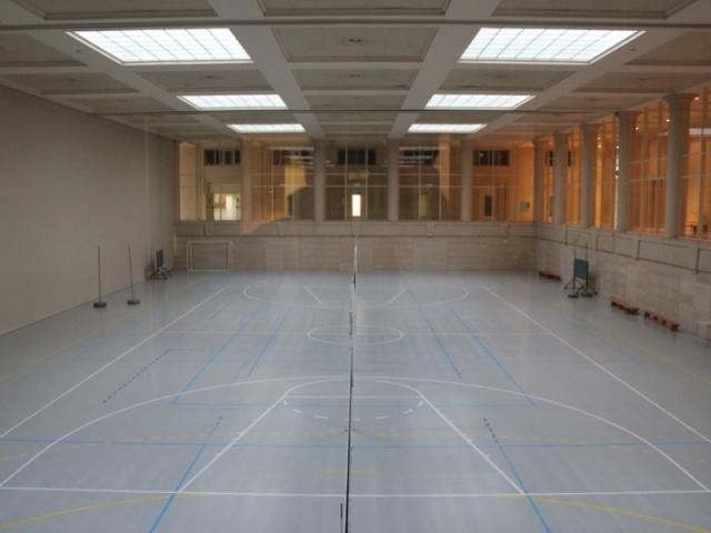 Galeria: Sintètic Club Esportiu INEF Barcelona