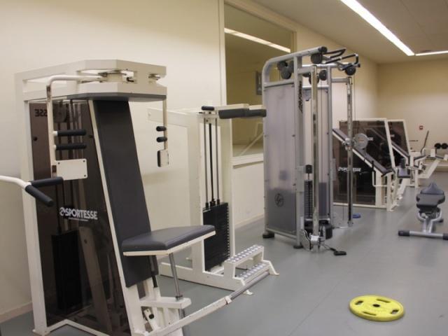 Galeria: Musculació Club Esportiu INEF Barcelona