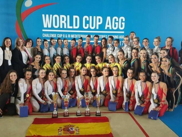 Galeria: III Mediterranean Countries Open d'AGG