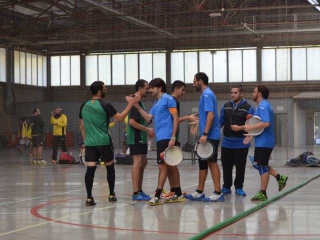 Galeria: 1ª Jornada - 8ª Lliga Catalana Tamborí Indoor