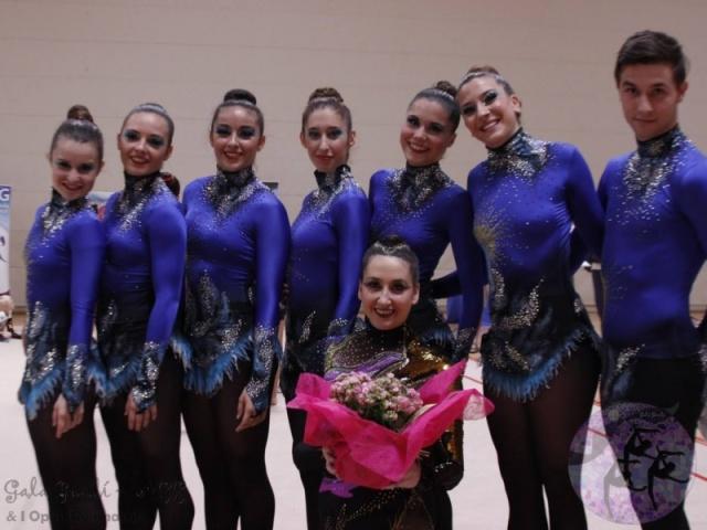 Galeria:III Gala Gaudí - AGG & I Open Gymnastics a INEFC Barcelona