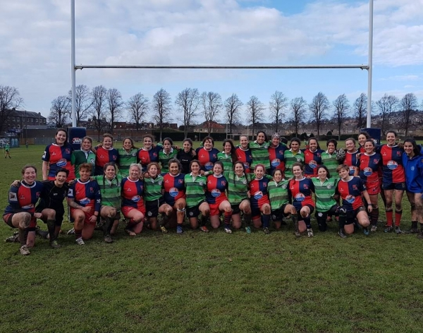 Galeria: International Winter Friendly - Corstorphine Cougars vs INEF Barcelona 2018