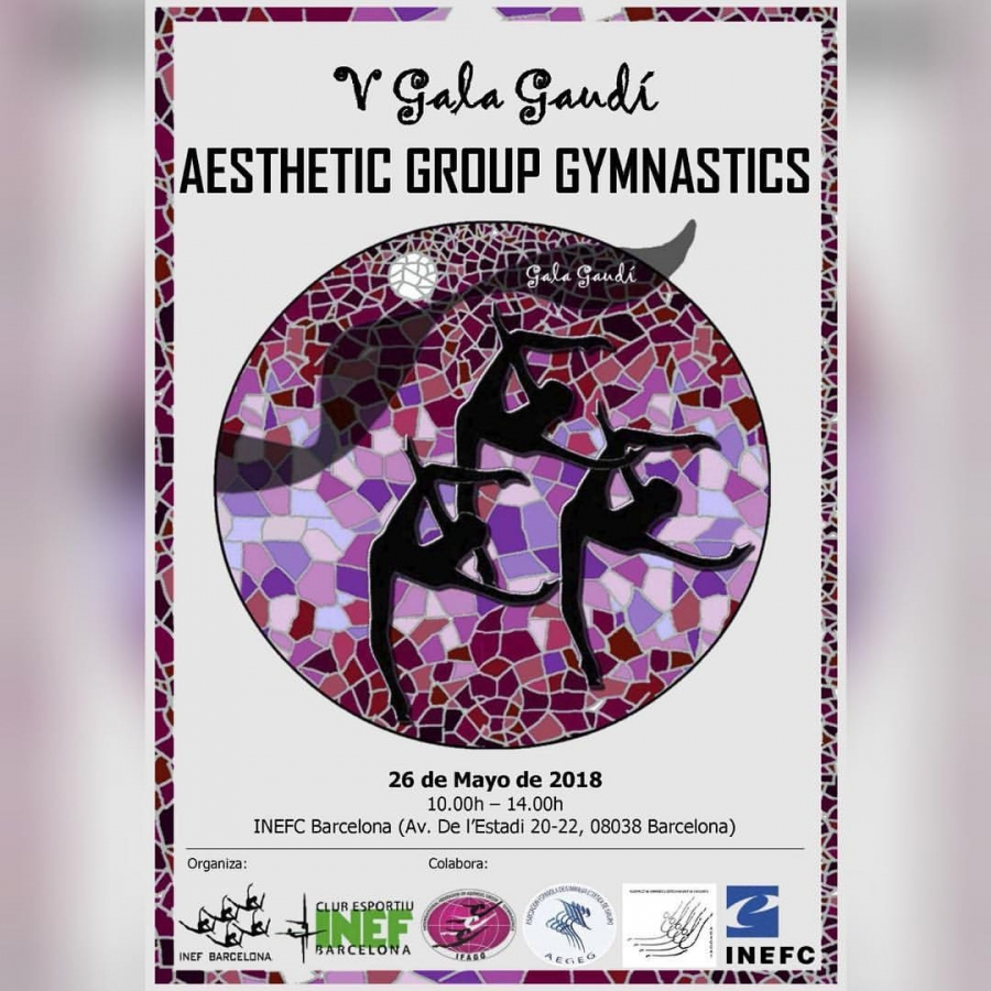 V Gala Gaudí - Aesthetic Group Gymnastics
