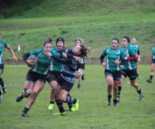 Maria Losada convocada pel Campionat d'Europa de rugby femení