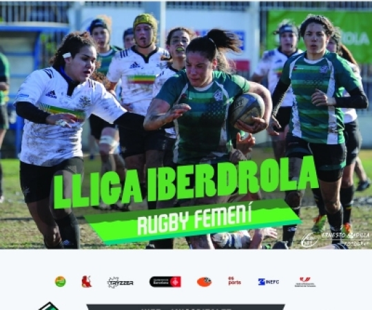 Prèvia: INEF-L'Hospitalet vs C.R. Olímpico de Pozuelo, J8 Lliga Iberdrola