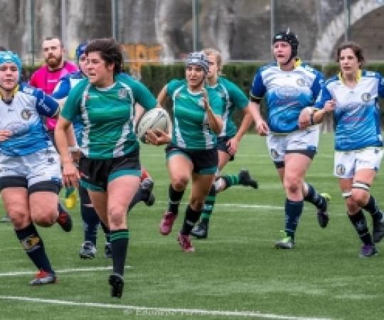 Prèvia: INEF Barcelona vs Cocodrils RSV, Final per la 9ª plaça de la Divisió Honor Catalana rugby femení 2020-2021