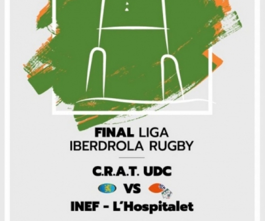 Segueix la Final de la Lliga Iberdrola entre INEF-L'Hospitalet i CRAT a Teledeporte