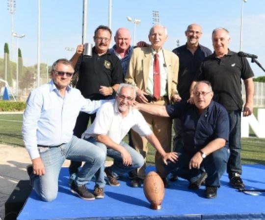 VÍDEO: Homenatge 80è Aniversari Dr José Antonio Sancha de Prada a INEFC