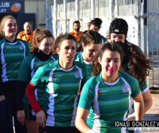 DIRECTE: 22/9 a les 13:30h, UAS Universitario de Sevilla CR vs INEF-L'Hospitalet, J1 Lliga Iberdrola