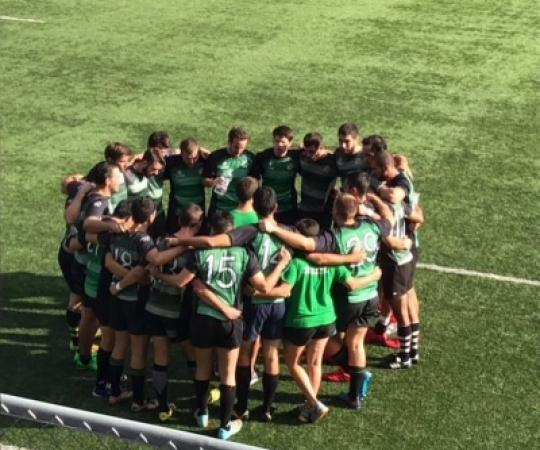 INEF Barcelona s'apunta una nova victòria a la Lliga Catalana per incompareixença del Rugby Alella