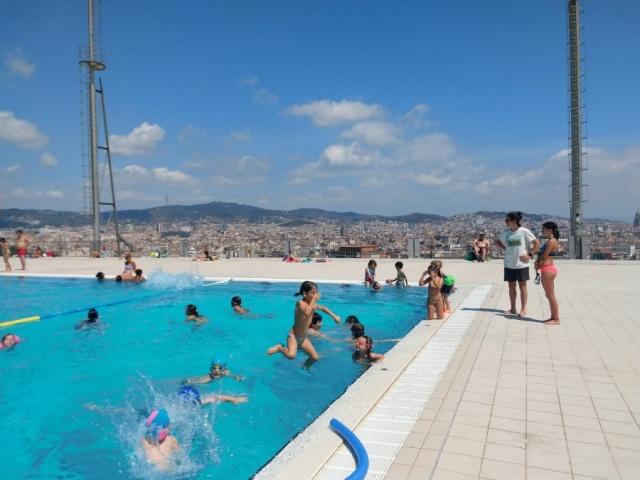 Galeria: Estades d'Estiu 2021 del Club Esportiu INEF Barcelona