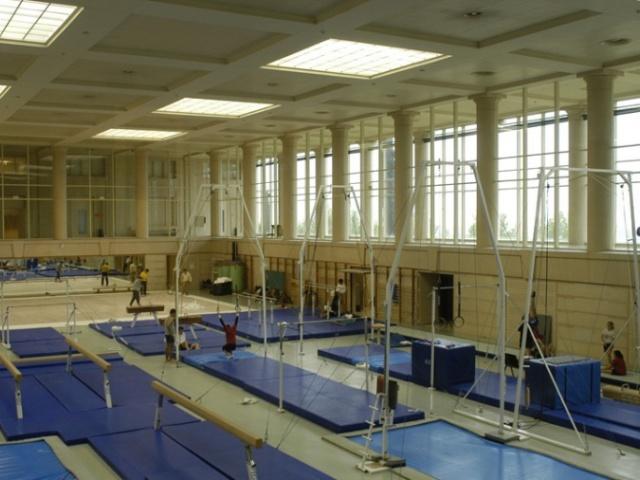 Galeria: Gimnàs Club Esportiu INEF Barcelona
