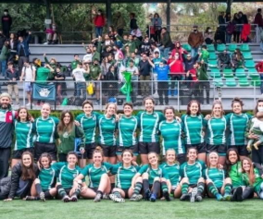Galeria: INEF Barcelona vs Cocodrils RSV, Final per la 9ª plaça de la Divisió Honor Catalana rugby femení 2020-2021