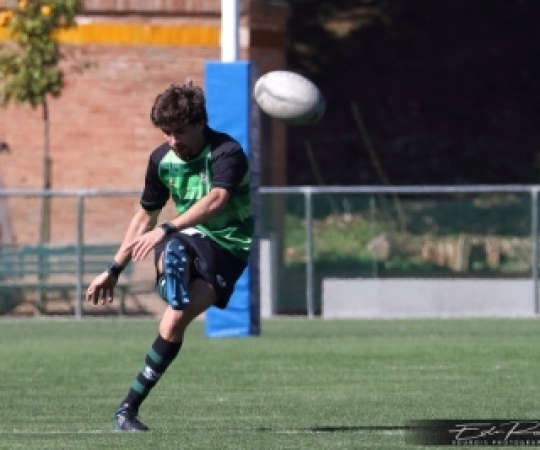 Prèvia: INEF Barcelona vs Begues RC, J3 Fase Prèvia Divisió Honor Catalana rugby masculí 2021-2022